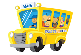 Run 4 Kids Bus